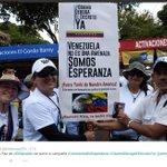 Embajada de Venezuela dice que Marcha por la Paz fue en apoyo al gobierno de Maduro > http://t.co/zvTR4Fnx12 http://t.co/E6WzQ4HIfC