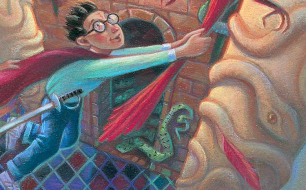 J.K. Rowling bibliographer Philip W. Errington tells us even more HarryPotter secrets: