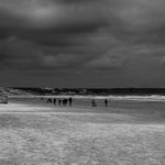 moody but beautiful #Filey beach #photography #Yorkshire http://t.co/QjFH0TljDT