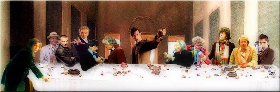 What could be better for  Easter then a Last Supper? #DoctorWho http://t.co/Onl6AEu4A7