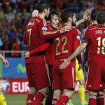 #Euro2016   CRÓNICA: España vence a Ucrania con gol de Morata → http://t.co/sou0ZPxxuN http://t.co/dzS5TeGzCP
