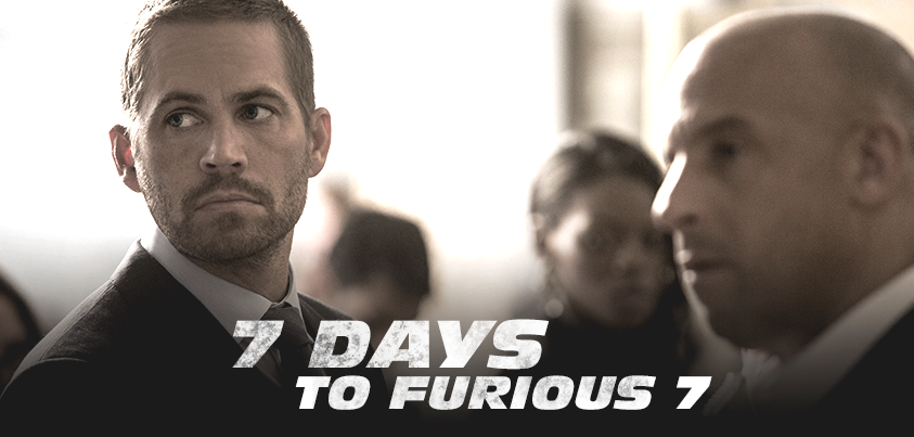 #Furious7 is just 7 days away! Reminisce with @NYTimes on Paul's career highlights: http://t.co/7CyY179aSY - #TeamPW http://t.co/HOscMbYxWf