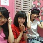 [PHOTO] Radio Interview sebelum Direct Selling di @global101fm Jl. Jend. Sudirman no. 629 km 4.5, Palembang http://t.co/5EgzAzUvRU