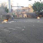 Se encienden las calles de SFM en protesta por #TNFalloAlcalde http://t.co/A1yJdIbPrc