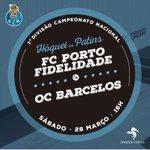 A luta pelo título continua já às 16h00, no Dragão Caixa e no Porto Canal! http://t.co/xmz4fZMmqo #FCPorto http://t.co/q91zSD0Pbb