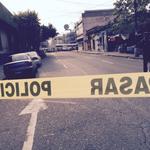 Escena de tiroteo en las cercanías del mercado Ex Cuartel. http://t.co/Jt12Wjt9NT