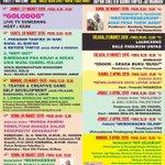 Inilah agenda lengkap Pesta Buku Diskon 2015. Bale Pakubon, Jatinangor 27 Maret - 5 April 2015 @unpad @UnpadRadio http://t.co/kJ6k9jeUX9