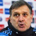 """Martino: """"No veo mal jugar con El Salvador"""": http://t.co/lHRfNOS3hi http://t.co/u2mlAbz09U"""