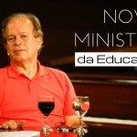 Professor Renato Janine Ribeiro é o novo ministro da Educação. http://t.co/IuyYk7vSnH http://t.co/zt9LcGbH0w
