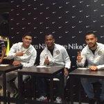 Gracias ala banda q nos acompaño @Nikefutbolmx ⚽️✌️ buena tarde http://t.co/mZOZ7OU1AW