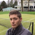 """@JensenAckles: Tennis anyone?  #ThingsDeanWinchesterWouldNeverSay #SPNFamily http://t.co/o7C9WXHu02"" lol dean would judge u so hard 😂😂"