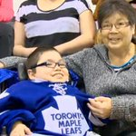 Heartwarming story: #MapleLeafs to sign 11-year-old to 1-day contract before Saturdays game: http://t.co/4Nh2nzTRGe http://t.co/o5aTVDrzOu