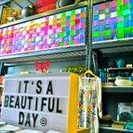 "Its a Beautiful Day"" Inside or Out  #LonsdaleSt #Braddon #Canberra #Inspiration http://t.co/pgDSOrgBaJ  http://t.co/mNgUjxBD83"