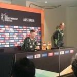 Michael Clarke: Tomorrow will be my last ODI for Australia #AUSvNZ http://t.co/yVxdtPz7pj