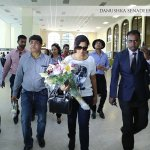 RT @nipunidananjana: @ShreyaGhoshal has just arrived in Sri Lanka http://t.co/JkC5cPqJti