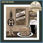 The Sheffield United Greasy Chip Butty artwork Ltd edition signed print at http://t.co/ZwBlVaU89o #sheffieldissuper http://t.co/Dz6PV79Y2g