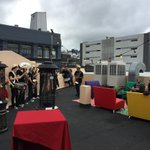 Wellington could do with some permanent rooftop bars.  #cubadupa http://t.co/J68Pf53x39