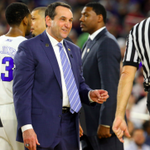On to the Elite Eight! Coach K and the Duke Blue Devils win again #MyCoach #MarchMadness http://t.co/SmeFkKmGcz
