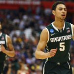 Sparty on! 7-seed Michigan State knocks off 3-seed Oklahoma, 62-58. Spartans advance to Elite 8 for 13th time. http://t.co/KXHnWNw2mi