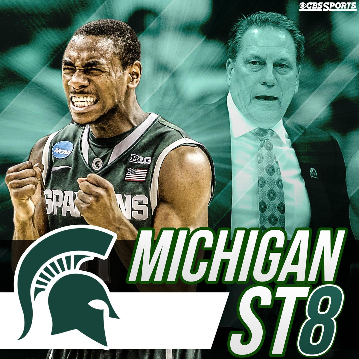 Michigan State continues to be elite in March. http://t.co/WxyzPnfaYG