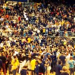 What a finish @NAUBasketball!! #MovingOn&MakingHistory #NAUStrong http://t.co/KV8OO3d9YP