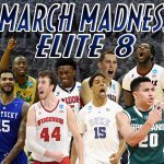 The Sweet 16 has come to an end.... the stage is set for the Elite 8! http://t.co/lDxGCZ6mUt