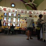 From #community halls to #kindergaten classrooms; how the polling booths vary. #nswvotes #huntervotes @1233newcastle http://t.co/s9UfRHlm9f