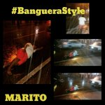 En plena lluvia de #Guayaquil nuestro compañero de barra haciedno el #BangueraStyle @BarcelonaSCweb @QuadeEcuador http://t.co/FEpjlGI3F8