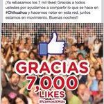 7,000 likes en Facebook nenes con todo @PRIMX_Chih @CarlosEsparzaPS http://t.co/XgcDsXnhr7