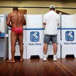 That One Photo Youll Always See When Australia Votes #nswvotes http://t.co/NHj9Uip6Fr