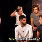Remember when Zayn was asked what is the gift the boys gave to him for christmas and he answered #KCA #Vote1DUК http://t.co/Wo05FtGLVb