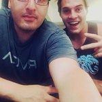 @john with @marcusjohns http://t.co/KKVWGN6Gs7