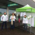 In gesprek met #D66 bij de dalempromenade. #Tent66 @D66Tilburg http://t.co/N3l6FbvHm9