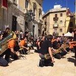 Bandarra street orkestra @LaBandarra @TGNAjuntament @TGNcultura @holatarragona @TGNtwit #festivaldixie http://t.co/27knUbv0a7