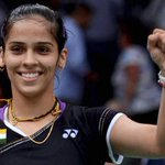 RT @Liteshnayaka: Heartiest Congratulations to @NSaina on becoming 1st #IndianWoman to be World No.1 in Badminton! #GirlPower http://t.co/5…