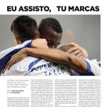 O hat-trick de @Cristian Tello contra o Sporting ainda faz eco na Catalunha. http://t.co/s8Un7MFQMO #RevistaDragoes http://t.co/iPcyU61eJv