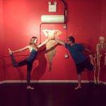 The Dancing Universe @splattfinger @ishthayoga