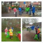 Goed bèzig in Bleskensgraaf! #opschoondag #klanbordgroep http://t.co/zfKPE6MNfF