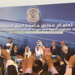 صورة جماعية لقادة الدول العرب في شرم الشيخ #القمة_العربية #الملك_سلمان #الملك_سلمان_بن_عبدالعزيز http://t.co/kOdZx3plot