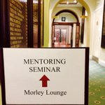 We are holding a Mentoring Seminar this morning at Freemasons Hall, Leicester for all Lodge Mentors #Freemasons http://t.co/oJNizPIVyS