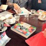 1er RDV du Club de lecture #Bordeaux initié par @alexismonville avec le livre #management #workout de @jurgenappelo http://t.co/vOX9yhUJpD