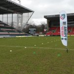 Welford Road is set for a busy day of @PrimaSolutions games. We wish all the teams the best of luck #Tigersfamily http://t.co/Nmcz45dBY4