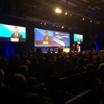 @theSNPs biggest ever conference is underway with 3000 delegates. #GE15 #voteSNP http://t.co/urdTiTCO0V