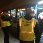 """""""This is awesome"""" says @ctfastrak rider on first morning. http://t.co/S3JX1o0emw via @Stacom_transit http://t.co/57y4C58mjM"""