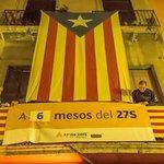 A Tarragona a 6 mesos d #TotComença27s #Independència @ANCTarragona @assemblea @OmniumTarragone @elputuamu @Juanxu63 http://t.co/OWnuIP6lce