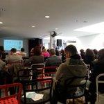 A #bari con @alloracrealo ascoltiamo le geniali #idee made in #puglia!@BollentiSpiriti #alloracrealo @ArtiPuglia http://t.co/Ox3Wt3le9u