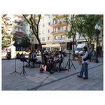 El dixie sona a la Plaça Verdaguer @TGNcultura @TGNAjuntament @holatarragona #festivaldixietgn @Igersconcerts http://t.co/1UXgobvN5R