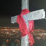 Lanzamiento d FE #SemanaSanta2015  desde Cerro las Cabras en @iasdesperanzab LA ESPERANZA- TRUJILLO @AdventistasANoP http://t.co/0tCntbjmAB