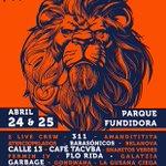 RT @lozanohector: @Calle13Oficial y un día antes te esperamos en @PalNorteOficial por #ElAguante en la #CiudadDeLosBaches  #RegioLandia htt…