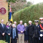 Plaque commemorates Victoria Cross soldier killed in WWII at childhood home in Tunbridge Wells http://t.co/SpgSUtSx0Z http://t.co/CVpU89hChx